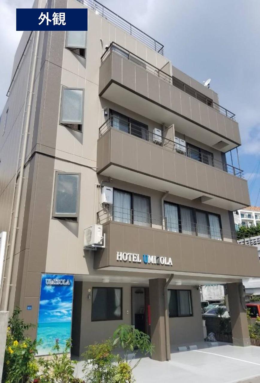 那覇市西3丁目(ホテル)